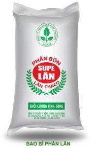 Bao Bì Phân Bón Super Lân