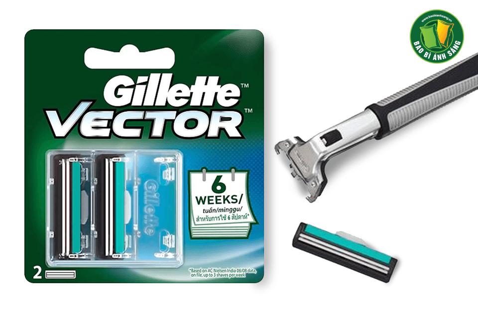 Sản phẩm dao cạo râu của Gillette