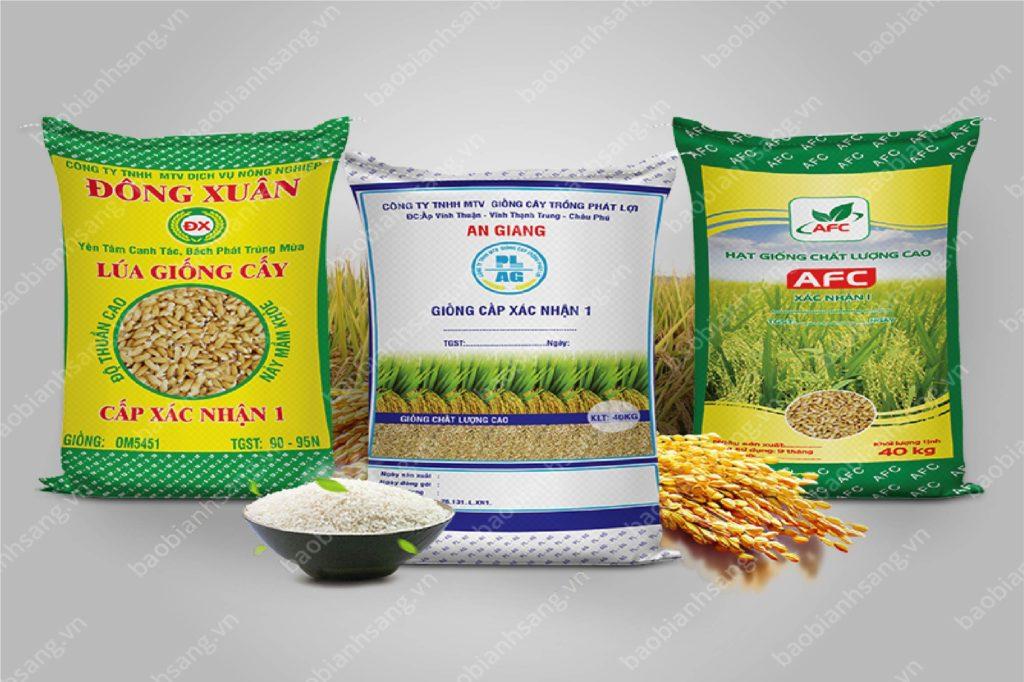 Bao bì chất lượng sẽ bảo vệ hạt giống tốt nhất