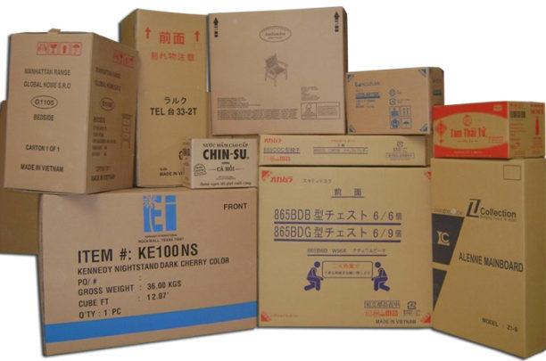 Danh Sách Công Ty Sản Xuất Bao Bì Carton