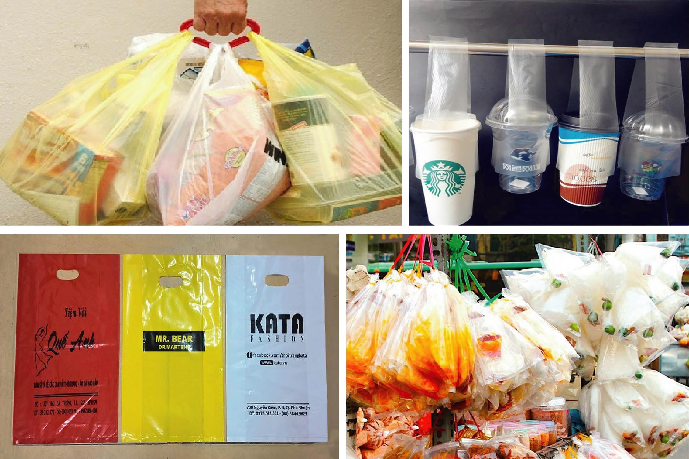 Bao bì nhựa PE - bao bì nhựa ngành thực phẩm