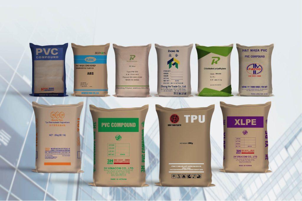 Bao Bì Ánh Sáng chuyên cung cấp bao bì hóa chất đa dạng mẫu mã