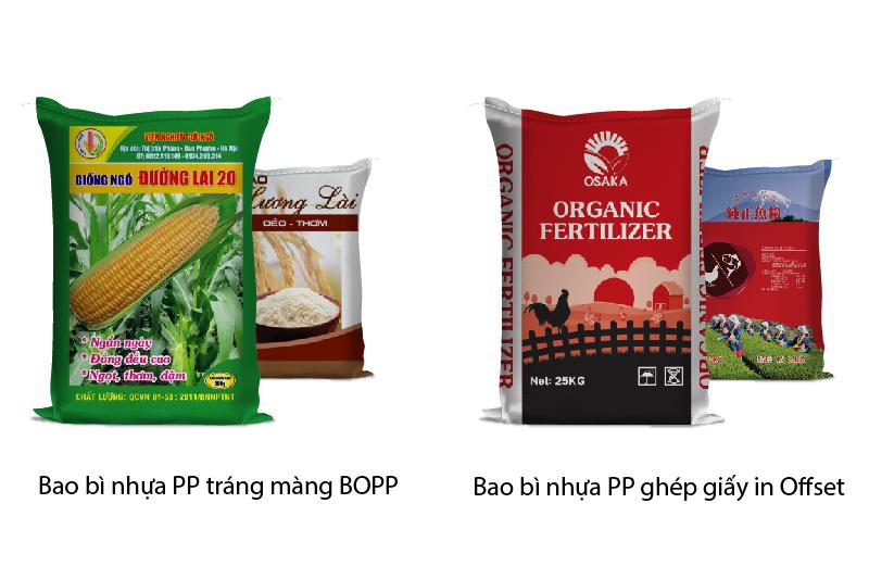 2 loại sản phẩm bao bì cao cấp của BBAS - sản phẩm bao bì cao cấp