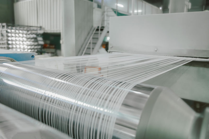 nhà máy sản xuất bao bì hiện đại