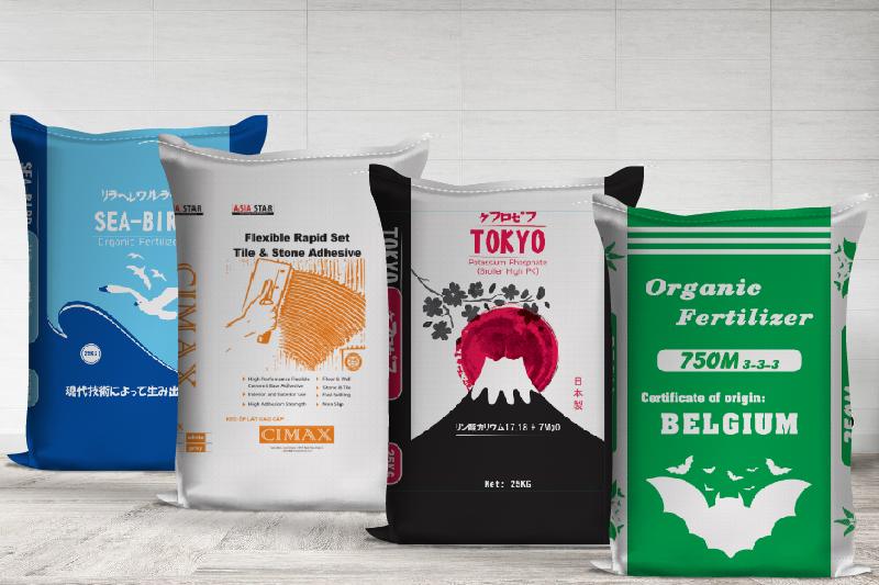 Các sản phẩm bao bì nhựa xuất khẩu của BBAS - công ty sản xuất bao bì nhựa xuất khẩu