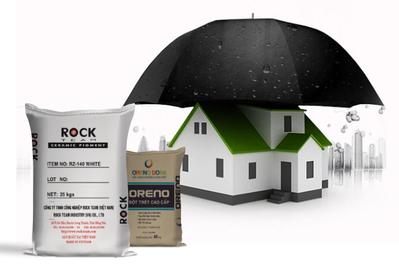 Bao bì giấy đựng bột trét tường của BBAS chống mưa, nắng, bảo vệ sản phẩm tốt nhất - bao bì giấy đựng bột trét tường