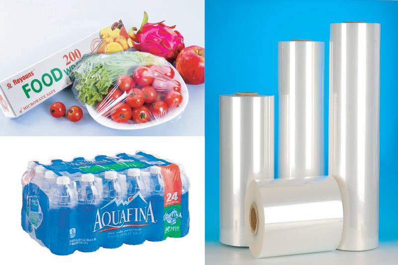 Bao bì nhựa PVC - bao bì nhựa dẻo