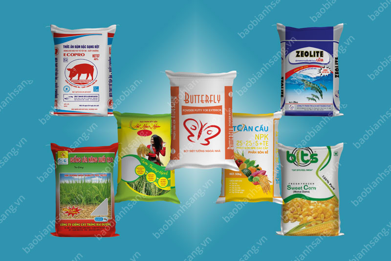 Các sản phẩm bao bì đẹp - công ty sản xuất bao bì gạo cao cấp
