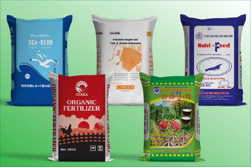 Bao bì nhựa PP - sản xuất bao bì nhựa