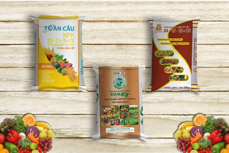 Bao Bì Ánh Sáng luôn mang đến những mẫu bao bì phân bón đẹp và chất lượng - sản xuất bao bì phân bón