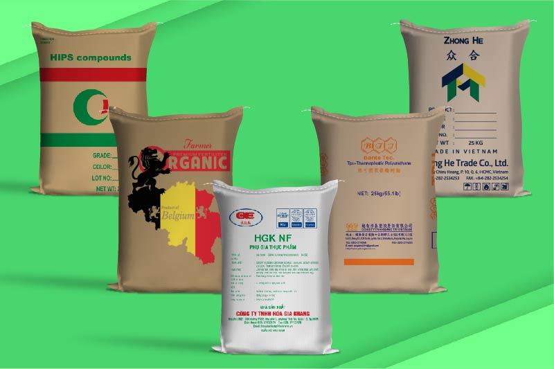 Các sản phẩm bao bì KP của BBAS - Công ty sản xuất bao bì kp công nghiệp lớn tại Việt Nam
