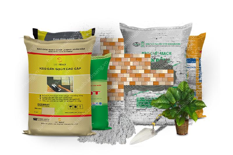 Bao bì xây dựng in offset an toàn khi sử dụng - mẫu thiết kế bao bì xây dựng
