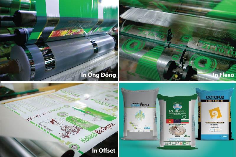 Kỹ thuật in ấn bao bì xây dựng hiện đại cho ra màu sắc ấn tượng - thiết kế bao bì keo dán gạch