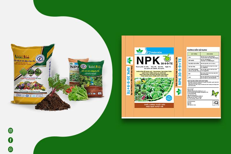 Bao bì cung cấp những thông tin về sản phẩm - giá trị bao bì sản phẩm