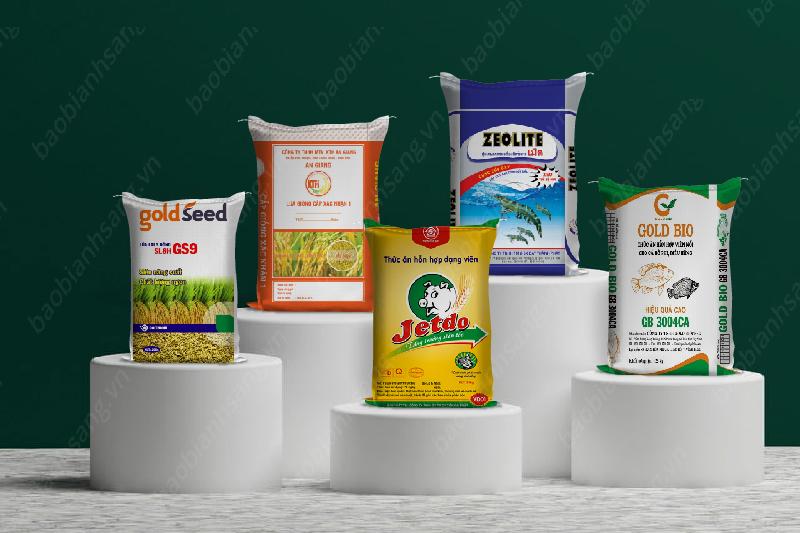 Các sản phẩm bao bì nhựa củaBao Bì Ánh Sáng - các công ty bao bì nhựa tại việt nam