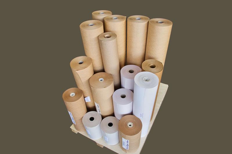 Nguyên liệu làm giấy kraft