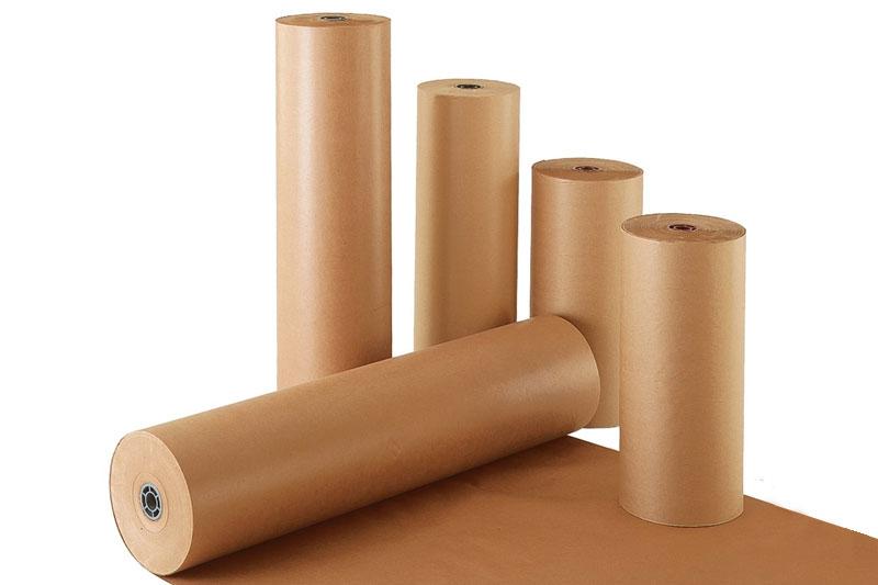 Cuộn giấy kraft - các công ty sản xuất bao bì giấy