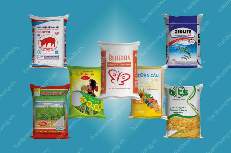 Các sản phẩm bao bì nhựa của BBAS - các công ty bao bì nhựa tại việt nam