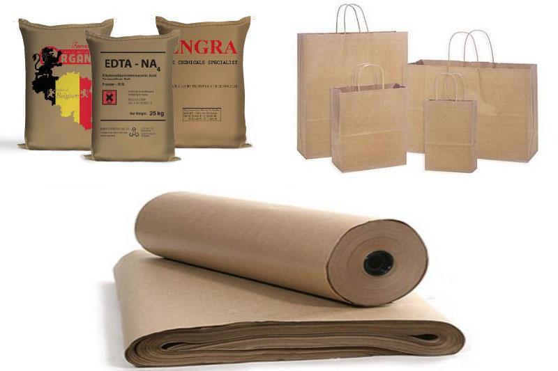 Ứng dụng bao bì giấy kraft trong đóng gói sản phẩm