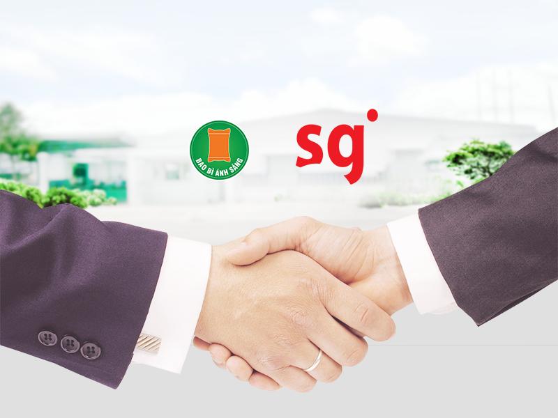 Bao Bì Ánh Sáng và Sunshing SSAII hợp tác vươn tới những tầm cao mới
