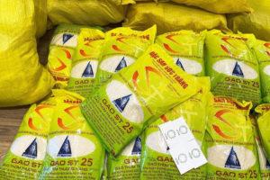 Gạo ST25 – thực trạng hàng giả, hàng nhái tràn lan thị trường