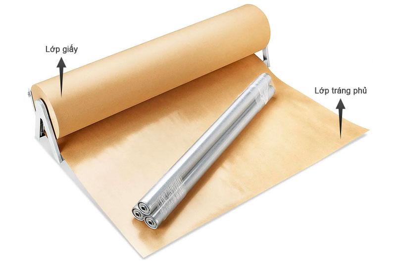 giấy tráng phủ một mặt