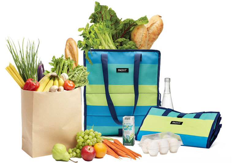 túi vải pp dệt - Túi giấy, túi vải dệt dễ tái chế được ưu tiên sử dụng