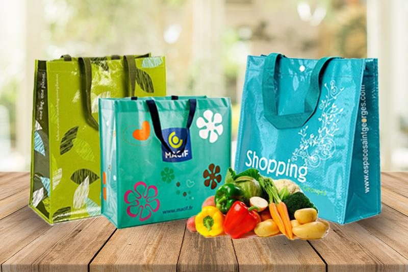 Bao bì Ánh Sáng nhận may gia công túi siêu thị PP thiết kế đẹp, chất lượng tốt - xưởng may túi siêu thị