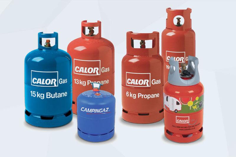 Bình gas - Bao bì cứng bảo quản sản phẩm an toàn - phân loại bao bì
