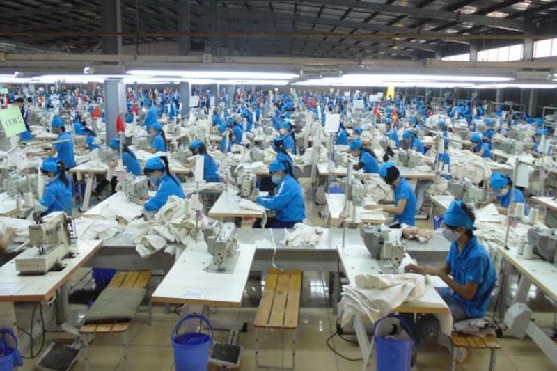 Quy mô nhà xưởng hiện đại - túi pp dệt xuất khẩu
