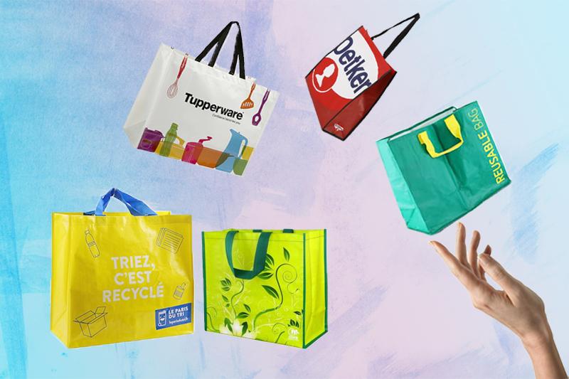 Bao Bì Ánh Sáng sẽ đồng hành cùng doanh nghiệp PR thương hiệu với những mẫu túi vải PP dệt ấn tượng - túi pp dệt xuất khẩu