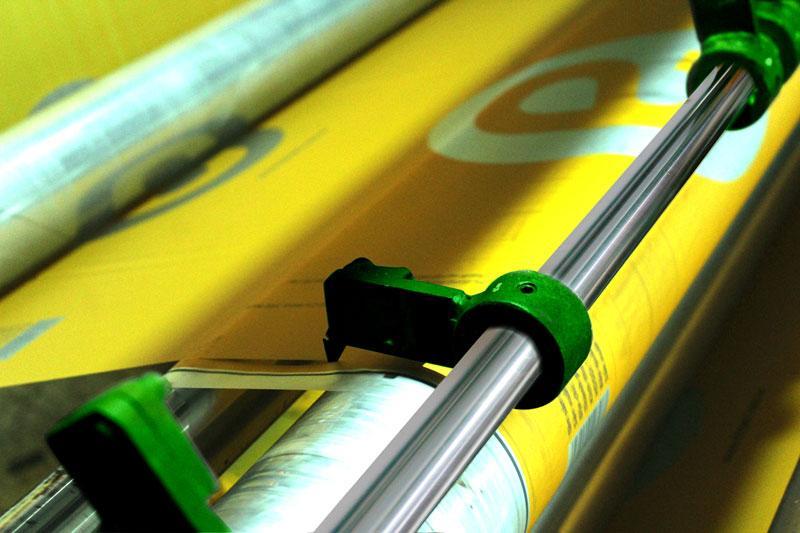 Chia biên - quy trình sản xuất túi vải pp dệt