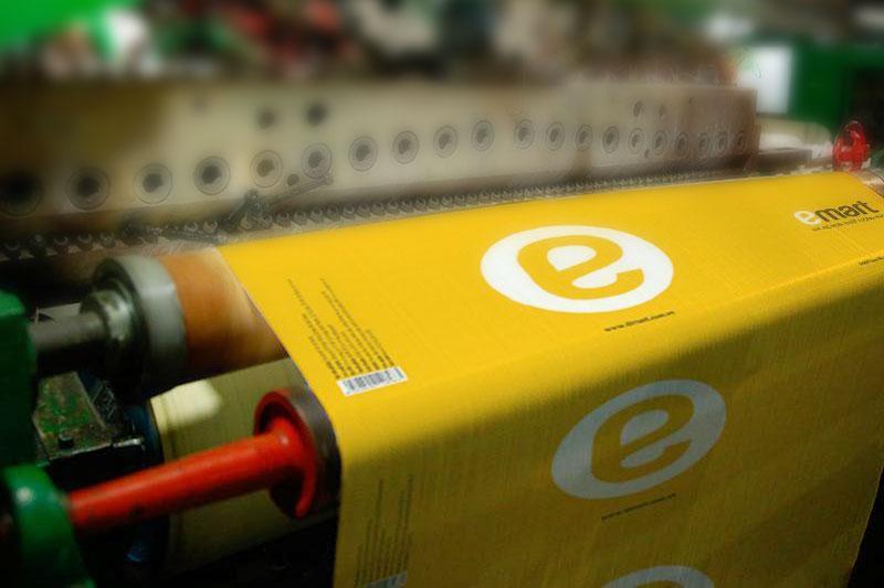 Tráng ghép màng BOPP và vải PP dệt - quy trình sản xuất túi vải pp dệt