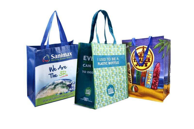 Marketing thương hiệu cùng túi siêu thị PP - xưởng may túi siêu thị