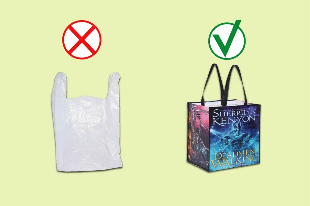 Túi xách PP đang dần thay thế túi nilon trở thành lựa chọn số 1 của người tiêu dùng - nhận may túi xách pp theo yêu cầu