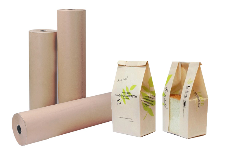 Giấy PE dùng trong bao bì đựng thực phẩm