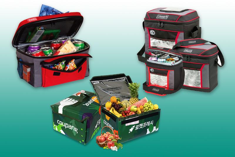 Các loại túi giữ nhiệt xuất khẩu phổ biến hiện nay - túi giữ nhiệt chuyên xuất khẩu