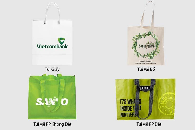 Đâu là chất liệu túi đựng hàng hóa được ưa chuộng nhất?- túi vải không dệt