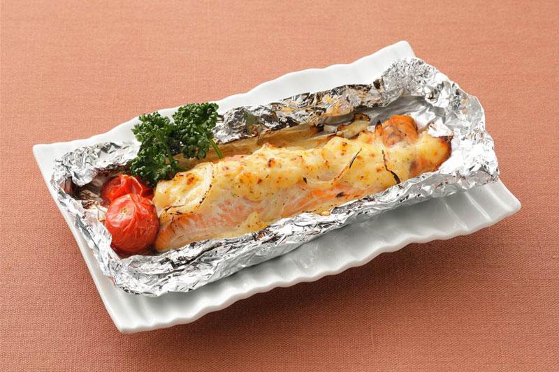 Giấy tráng để nướng cá, thịt - giấy tráng bạc