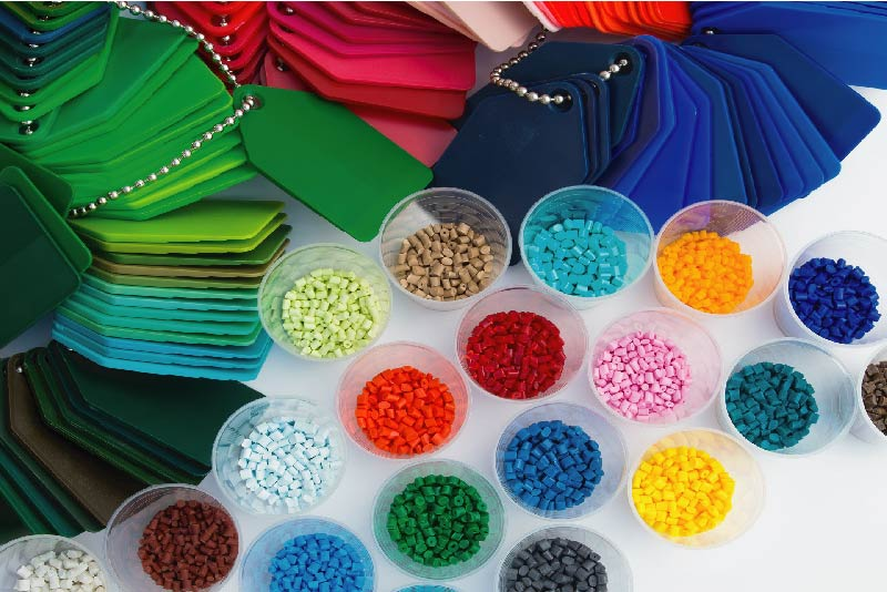 Hạt nhựa nguyên sinh - may túi xách siêu thị