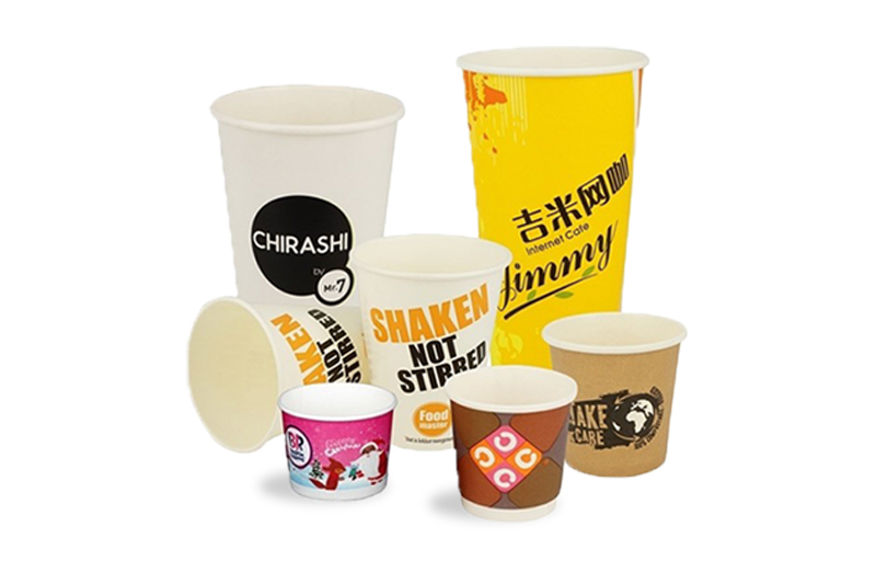 Sử dụng ly giấy thay ly nhựa vừa an toàn, tính thẩm mỹ lại cao - giấy làm ly