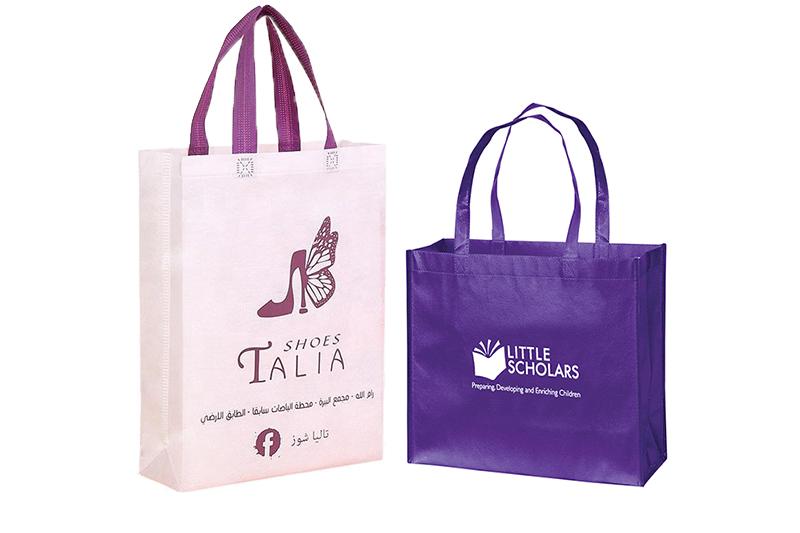 Nhiều cơ sở sản xuất túi vải không dệt có mẫu mã, thiết kế ấn đẹp - xưởng may túi vải không dệt