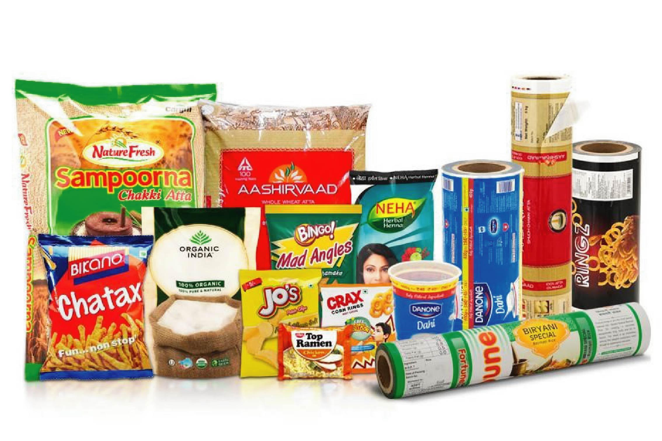 Nhựa PE được ứng dụng rộng rãi trong ngành bao bì - giấy tráng phủ pe