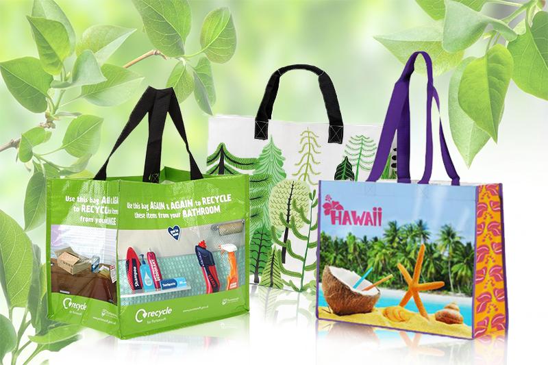 Một số mẫu túi siêu thị đẹp- công ty may túi siêu thị xuất khẩu