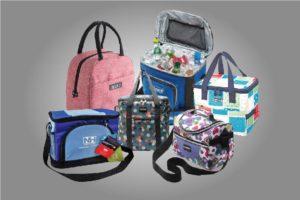 Túi giữ nhiệt với nhiều kiểu dáng và kích thước khác nhau