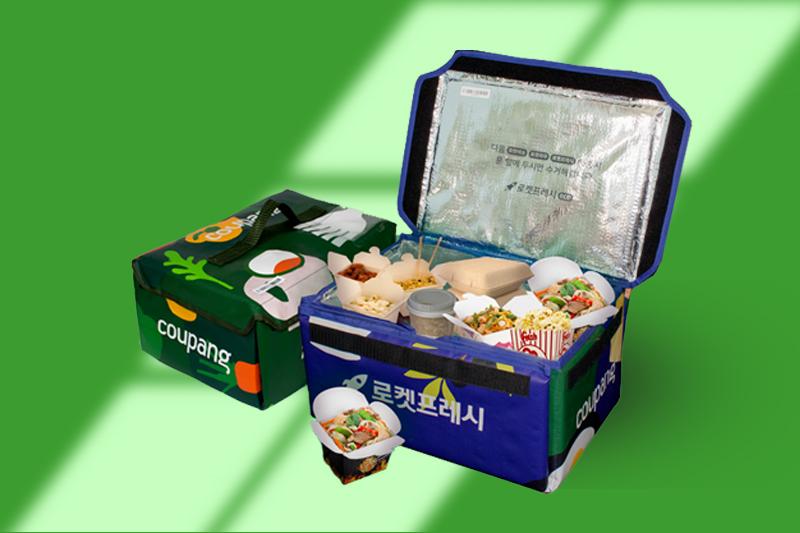 Các sản phẩm túi giữ nhiệt ấn tượng khác của BBAS - túi giao hàng tiết kiệm