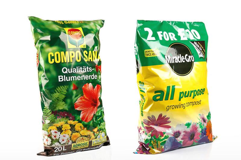 Các mẫu bao bì đất sạch đẹp nhất trên thị trường hiện nay - mẫu bao bì đất sạch