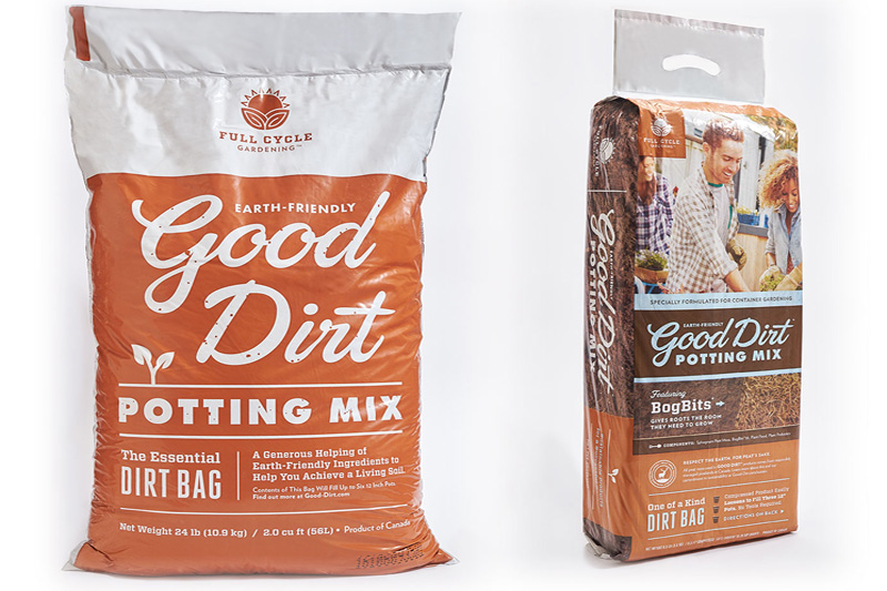 Các mẫu bao bì đất sạch đẹp nhất trên thị trường hiện nay - mẫu bao bì đất sạch đẹp