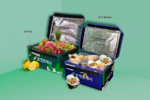 quy trình sản xuất túi giữ nhiệt