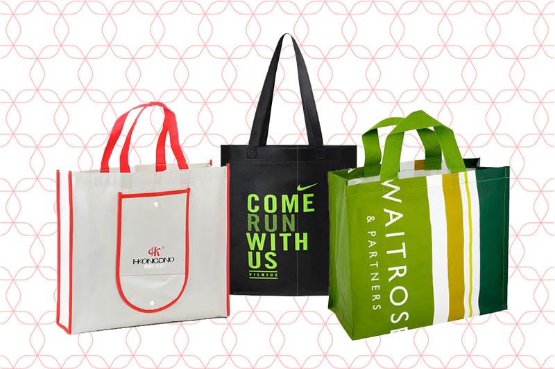 Túi vải PP có mẫu mã đa dạng, thiết kế phong phú - sử dụng túi vải bảo vệ môi trường